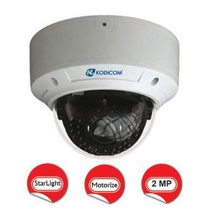 kodicom kd 9523m2-az dome ip kamera asm teknoloji
