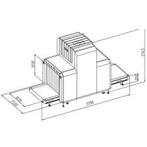 PG 100100Plus X-Ray Arama Cihazı 1