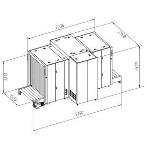 PG 150180 Plus X-Ray Arama Cihazı 1