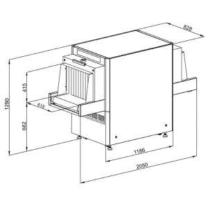 PG 6040 Plus X-Ray Arama Cihazı 1