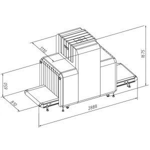 PG 8065 Plus X-Ray Arama Cihazı 1