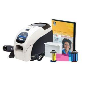Zebra zxp3 çift yüz kart baskı makinası