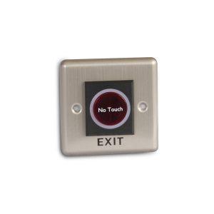 Sıva altı kare temassız buton