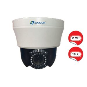 kodicom kd 9510 10x speed dome ip kamera
