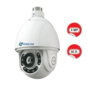 kodicom kd 9632 m2 30x speed dome ip kamera